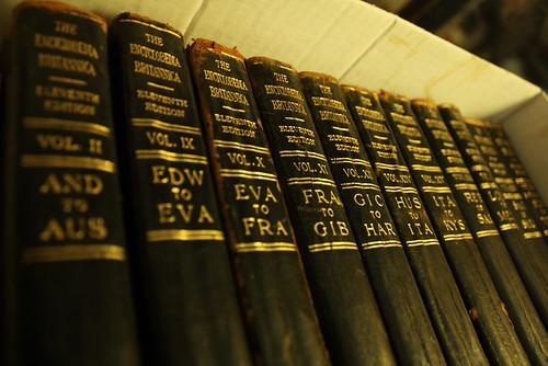 Encyclopedia Britannica 11th Ed