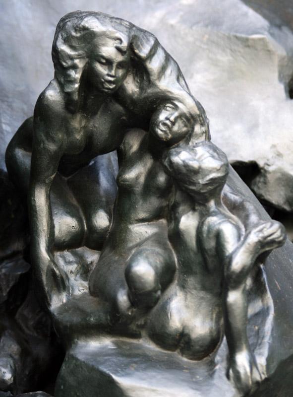 Rodin's Gates of Hell, Zurich