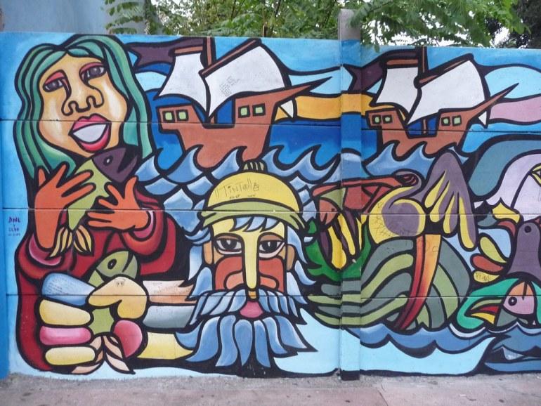 Mural de Bellavista