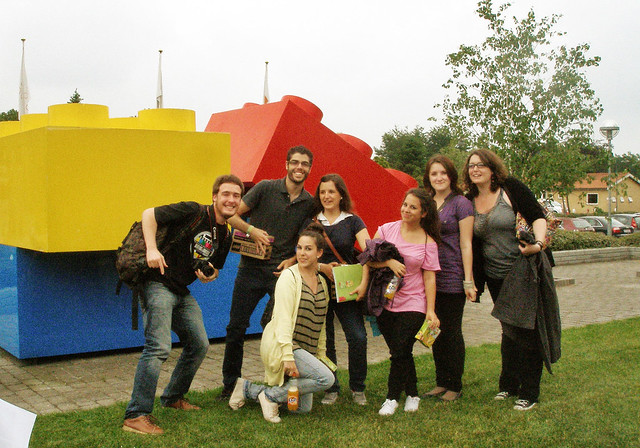Visit to Lego Factory!