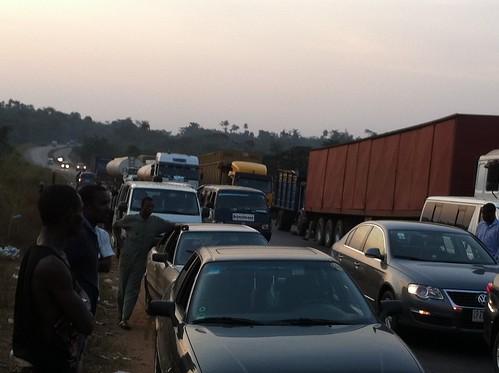 Lagos - Benin Expressway by Jujufilms