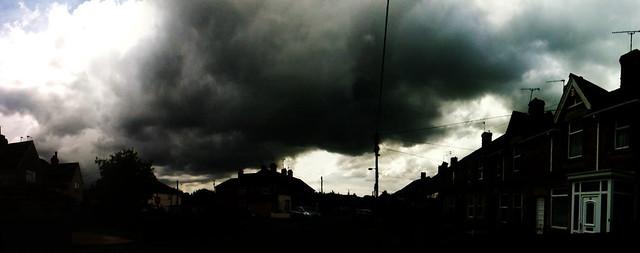 That not so little black cloud