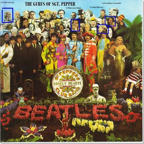 The Gurus of Sgt. Pepper (Beatles)