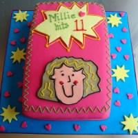 A Jacqueline Wilson Birthday Cake