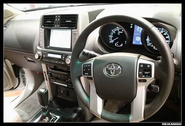 Land Cruiser Prado Interior Flickr Photo Sharing