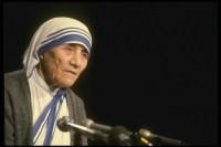 Madre Teresa y la concentración