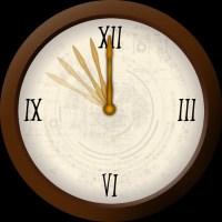 El tiempo se acaba...
