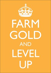 Farm gold and level Up your design skills