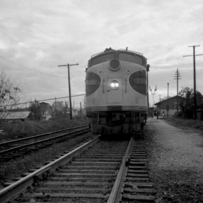 Augusta Special at Winnsboro (1964)