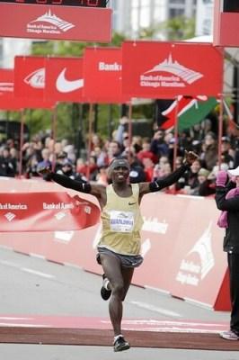 Wanjiru y Shobukhova repiten victoria en el Maratón de Chicago
