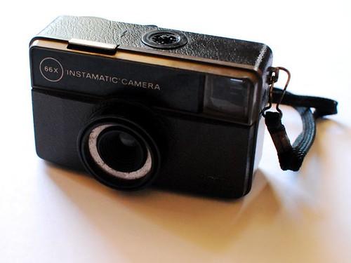 Camera Collection: Kodak Instamatic Camera