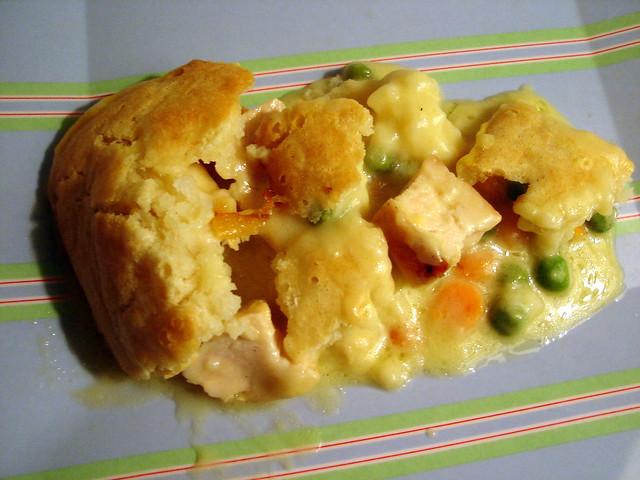 Paula Deen Chicken Pot Pie
