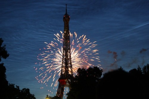 Yet more fireworks!