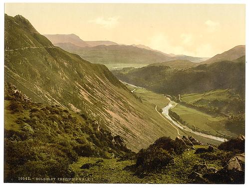 [Precipice Walk, Dolgelly (i.e. Dolgellau), Wales] (LOC)