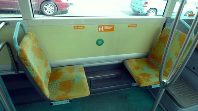 intérieur de bus (PARIS,FR75)