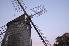Hook Mill at Dusk