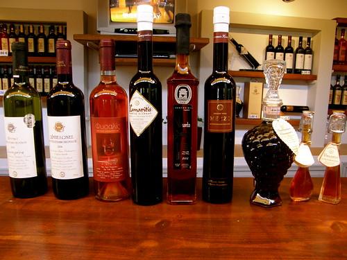 Volcan Wine Museum, Santorini