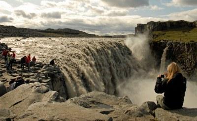 Esta es la cascada más caudalosa de Europa y está en ...