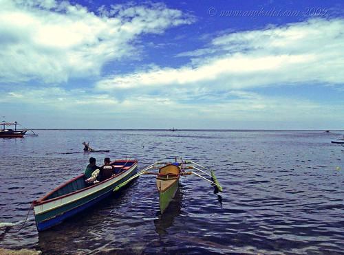 Bolinao, Pangasinan town proper beachfront