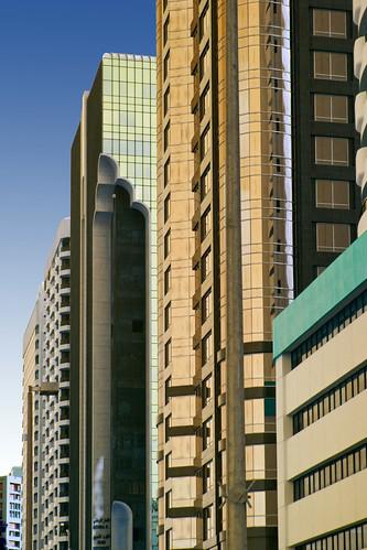 Shiny Metropolis, Abu Dhabi