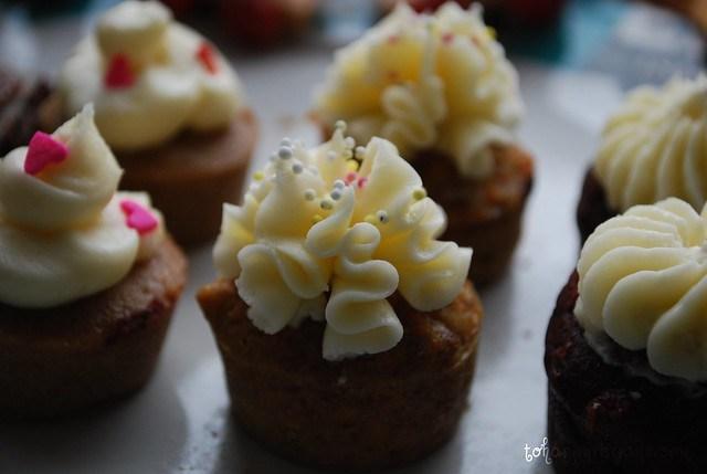 Mini Cupcake Selection