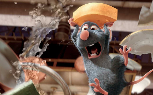 Ratatouille: La Rata Chef