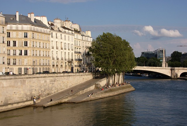 Paris itinerary 3 and 4 arrondissement itineraries now - Hotel ile saint louis ...