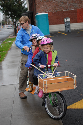 52: Joe Bike for the Wee Folk