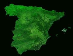 Spain by Proba-V