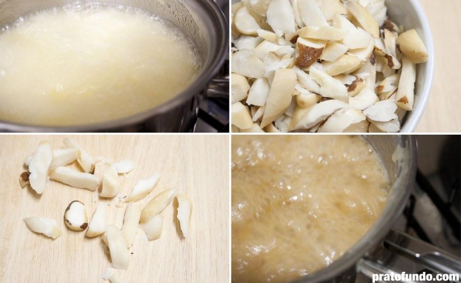 Brittle de Castanha-do-Pará / Salted Brazil Nut Brittle