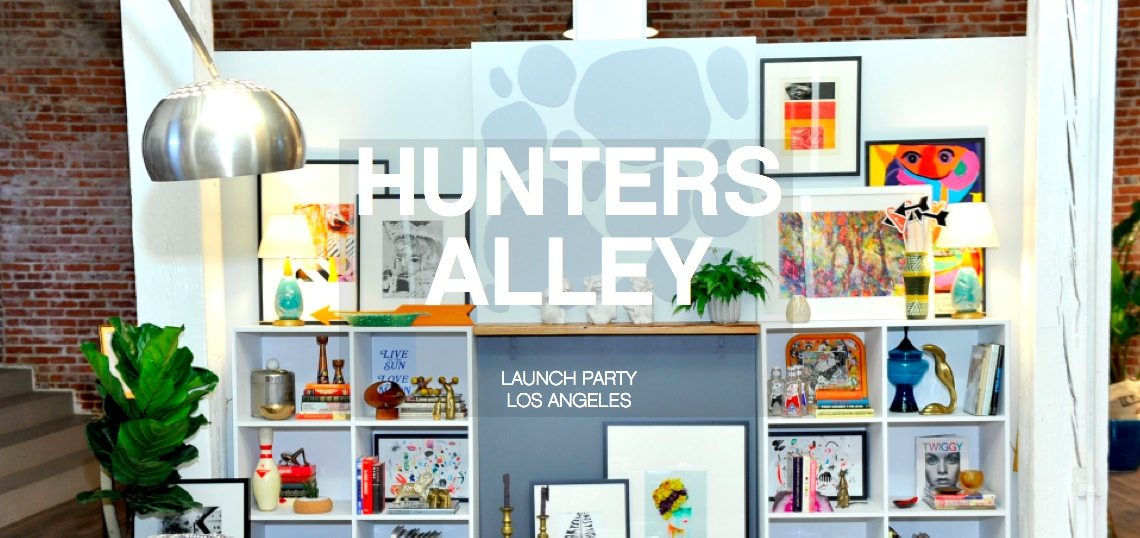hunters alley