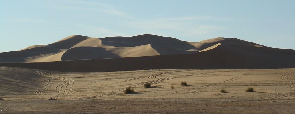 Desierto del Sahara Gadames Libia 13