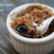 Persimmon-Apple Crisp - Tuesdays with Dorie