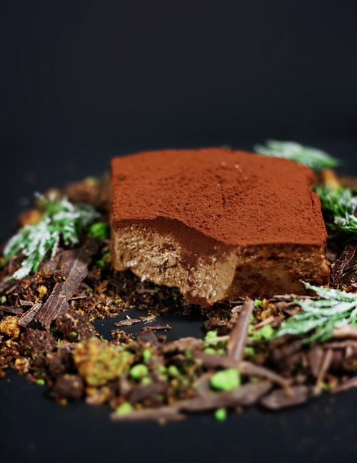 Chocolate Marquise 'Forest Floor'