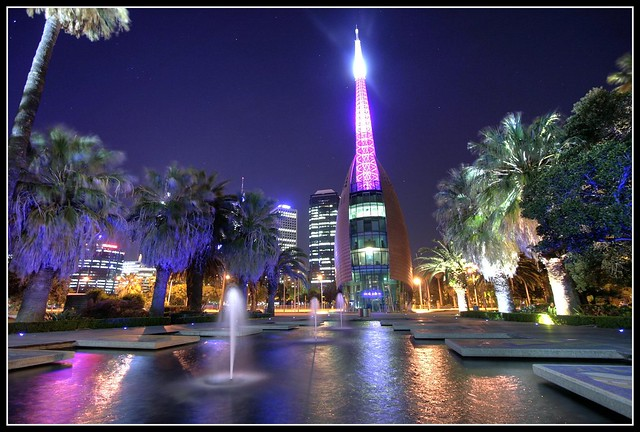 Bell Tower, Perth city