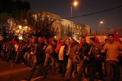 Athens Polytechnic uprising protest 2009 17:58:51.jpg