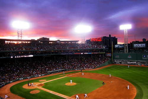 fenway #2 in may [smartphone wallpaper]