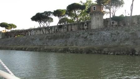 Gita in battello sull'Arno