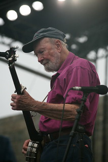 Pete Seeger & Friends, Sunday Newport 2009