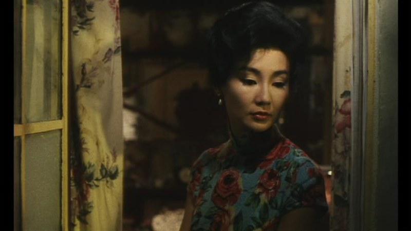 マギー・チャンの旗袍 王家衛『花様年華』 Wong Kar-wai, in the mood for love