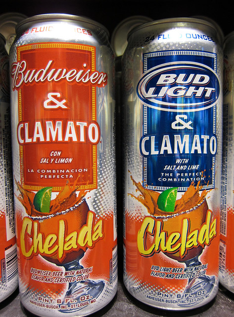 Chelada Bud Light