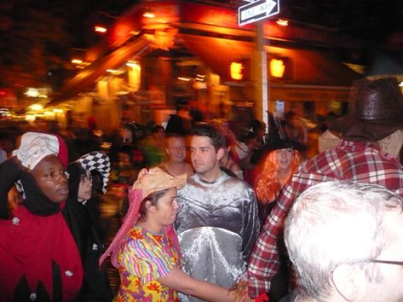 New York's Village Halloween Parade 2009