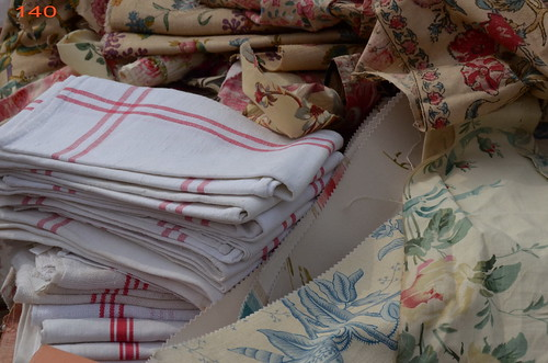 port vanves vintage kitchen linens