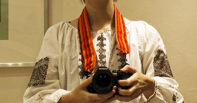 folk tunic