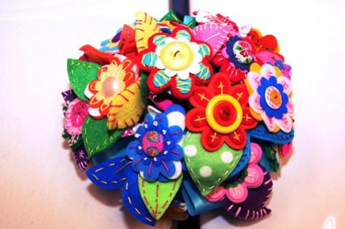 My deelishous bouquet
