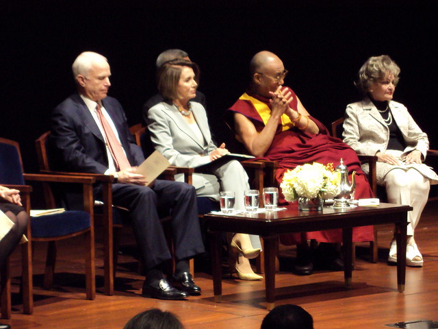 Dalai Lama With Congressmen | Flickr - Photo Sharing!
