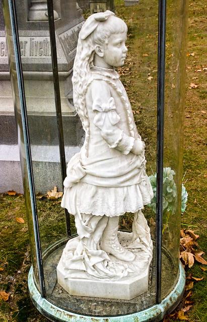 Grace Sherwood Allen I Visited Forest Hills Cemetery For