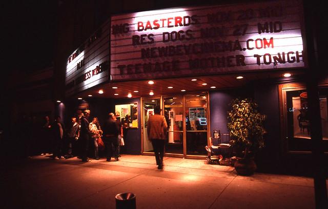 Teenage Mother - New Beverly screening