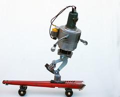 Eureka Jr. robot skater