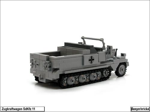 SdKfz 11 de Panzerbricks